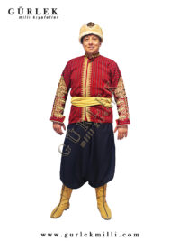 Erkek Okçu Kostümü